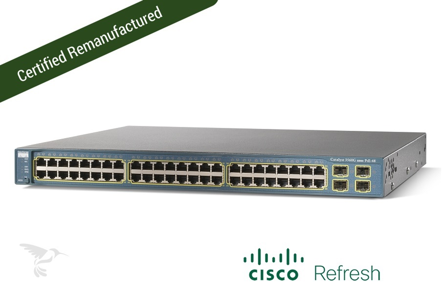 Cisco refurbished switches