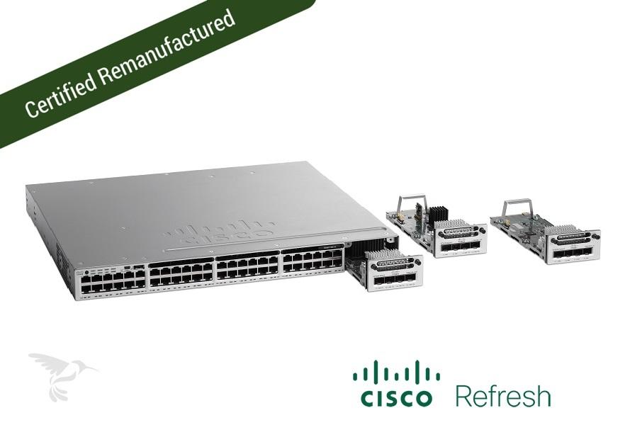 Cisco refurbished switches