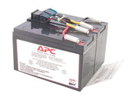 APC RBC48 Replacement Battery Cartridge available at Hummingbird Networks