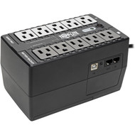Tripp Lite ECO550UPS ECO 550VA UPS Battery Backup 8 Outlets With USB 120V available at Hummingbird