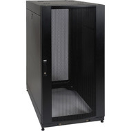 Tripp Lite SR25UB 25U Rack Enclosure Server Cabinet Doors & Sides 3000lb Capacity at Hummingbird