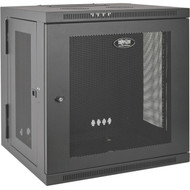 Tripp Lite SRW10US 10U Wall Mount Rack Enclosure Cabinet Hinged Wallmount at Hummingbird