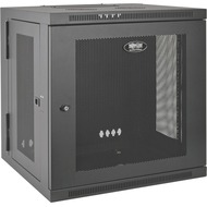 Tripp Lite SRW12US 12U Wall Mount Rack Enclosure Cabinet Hinged Wallmount at Hummingbird