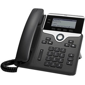 CP-7821-K9= Cisco 7821 IP Phone 2 Lines Grayscale Display