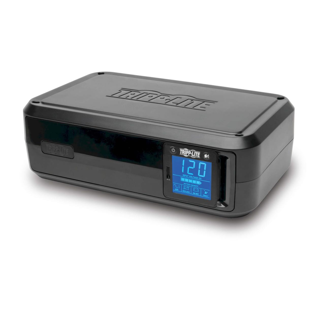 Tripp Lite UPS Smart 1500VA 900W Tower LCD Battery Back Up AVR Coax RJ45 USB