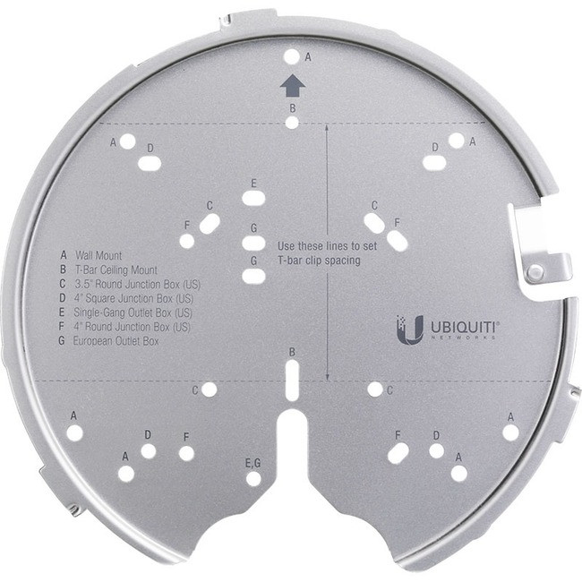 Ubiquiti Mounting Bracket for Wireless Access Point
