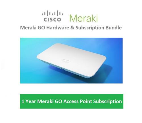 Meraki Go GR10 1 Year Bundle