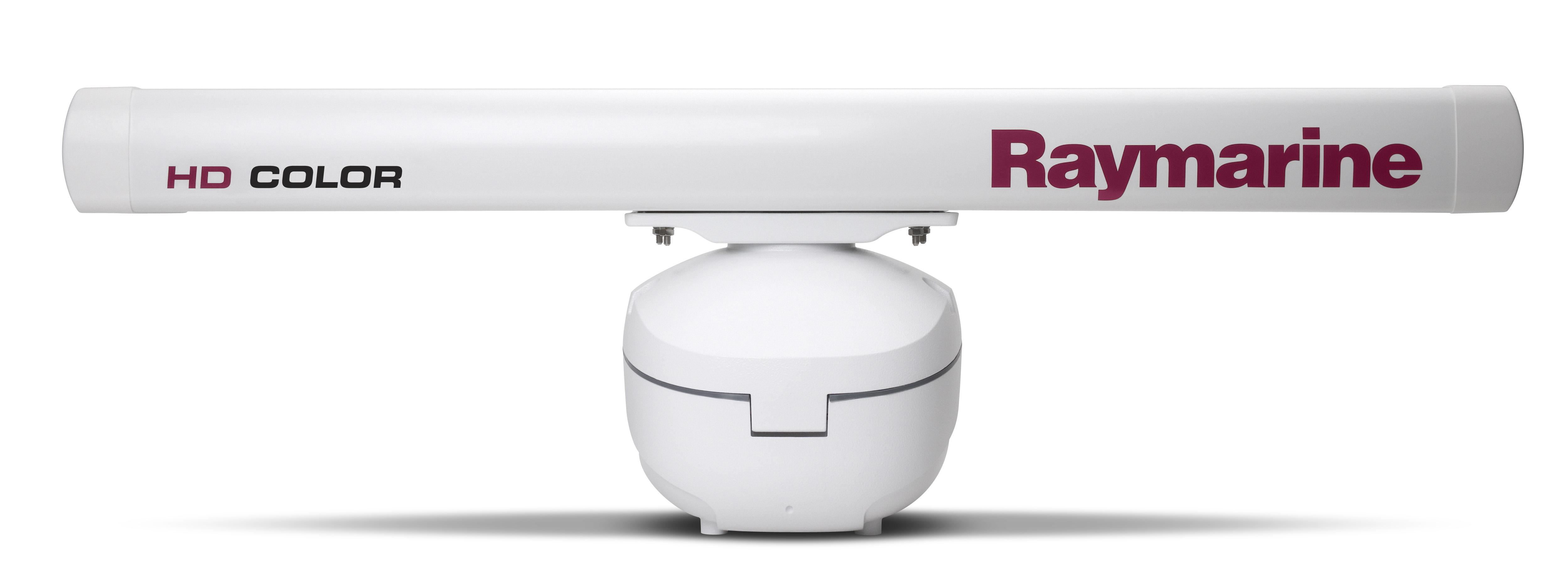 4ft hd color open array front radar