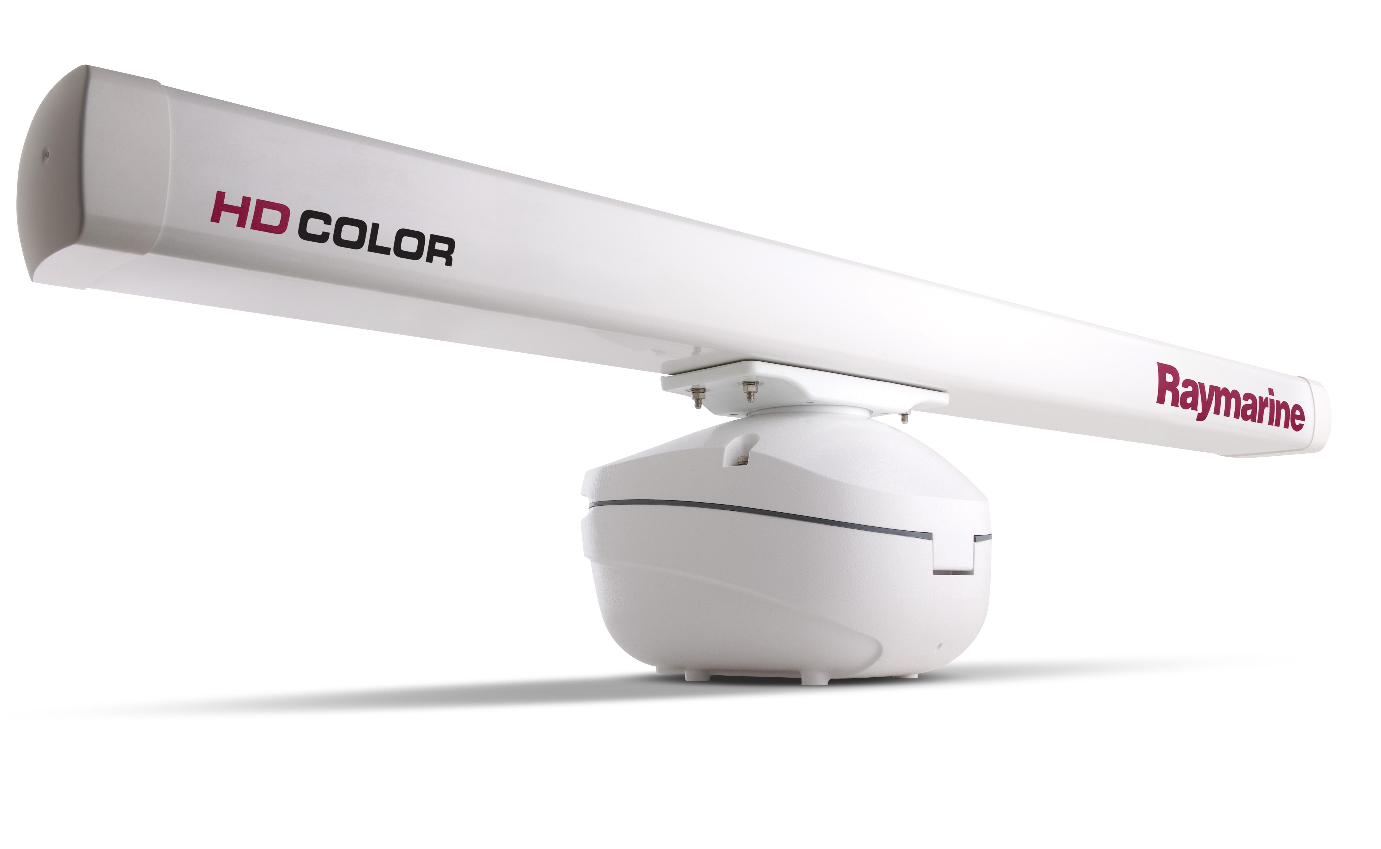 6ft super color open array angled radar