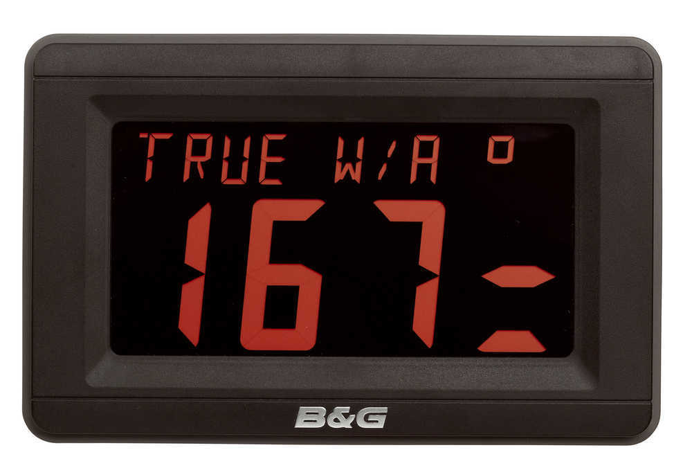 b g hvision 20 20 display front view