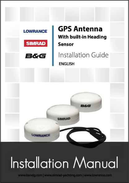 b g zg100 gps antenna sensor installation guide