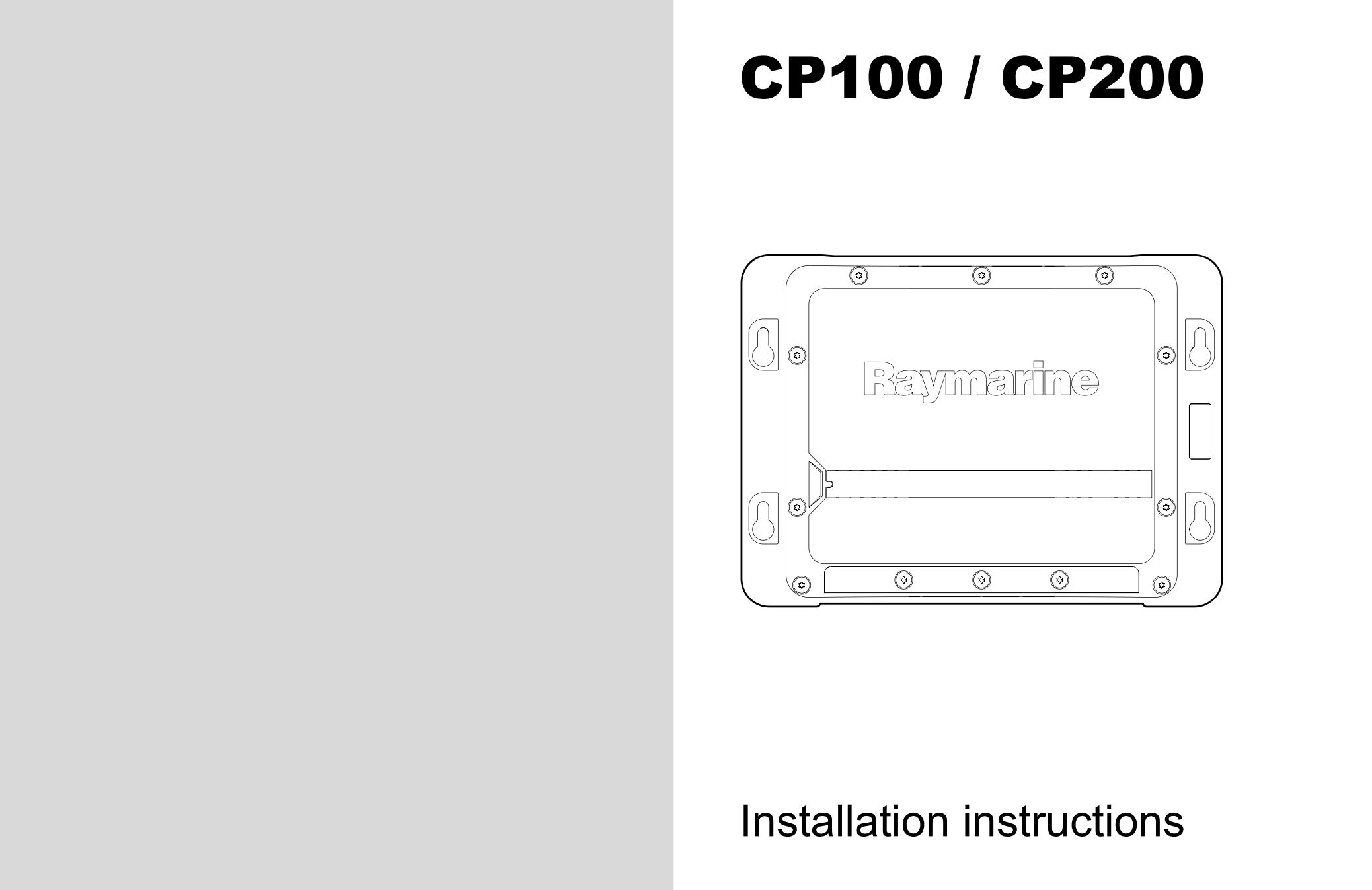cp100 cp200 installation instructions sonar