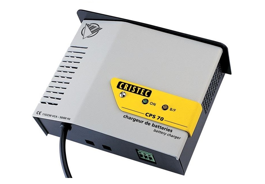 cristec cps 70 1a marine battery charger