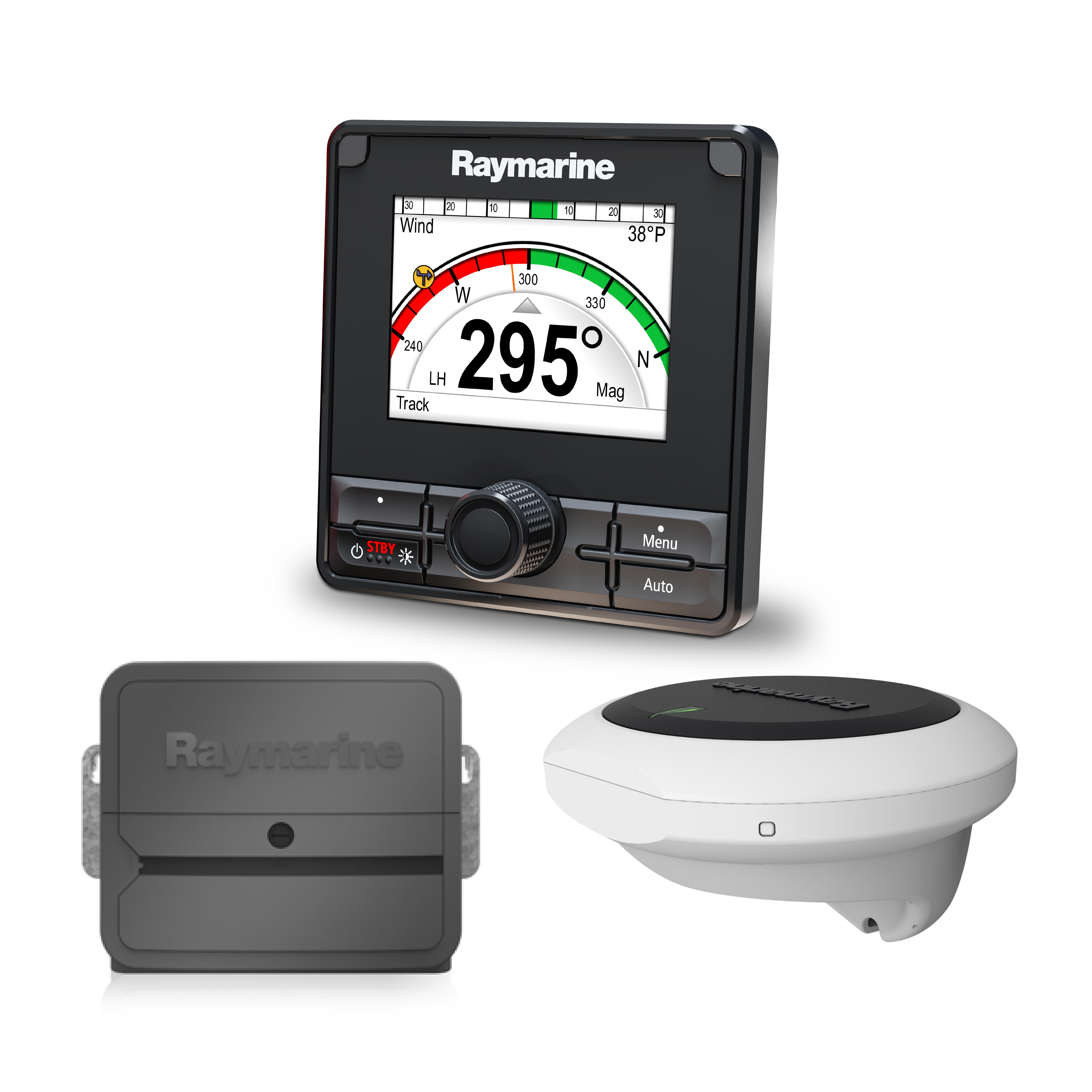 evolution autopilot p70rs control head ev1 sensor core acu 400