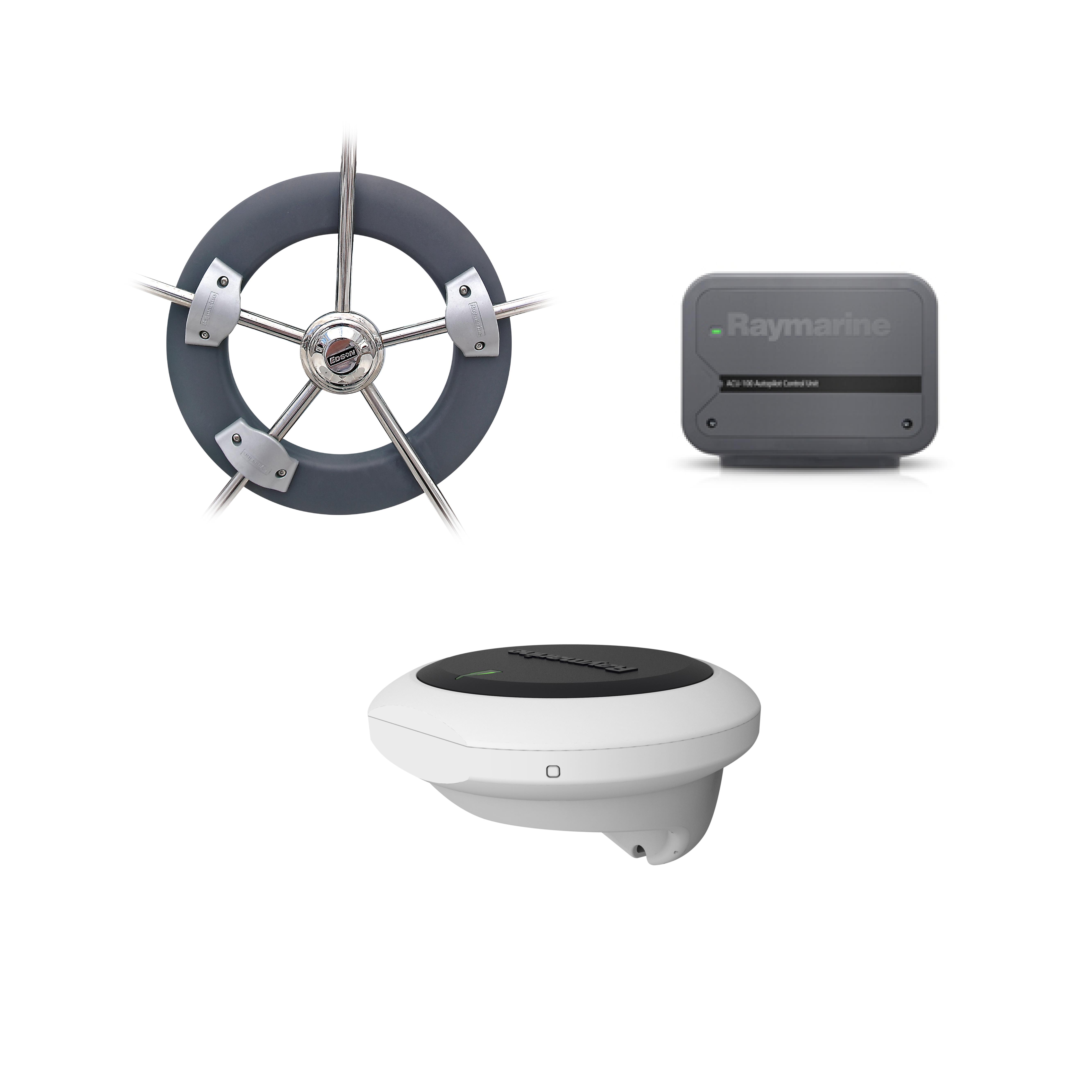 evolution wheel pilot acu-100 wheel drive