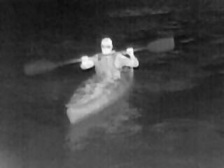 flir ocean scout tk kayaker
