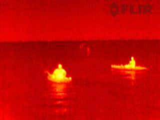 flir ocean scout tk kayaks
