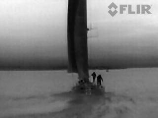 flir ocean scout tk sailboat