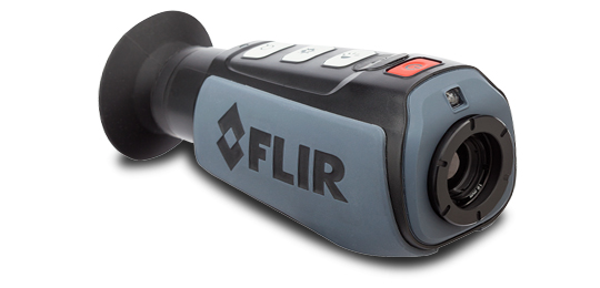 fair oceanscout thermal camera left