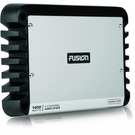 fusion sg da41400 marine amplifier right view