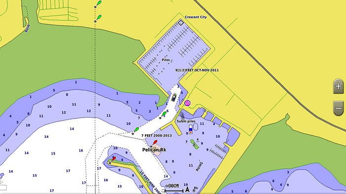 garmin bluechart g2 hd detailed charts