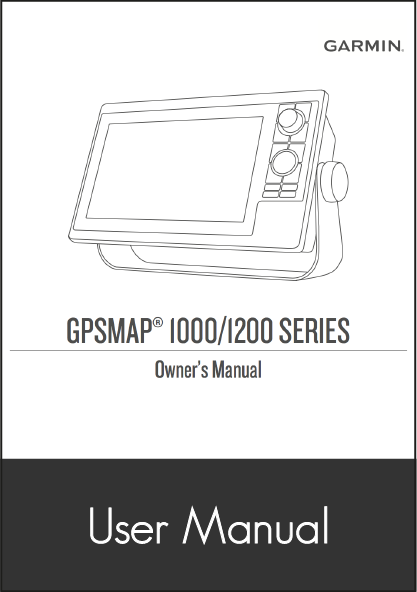 garmin gpsmap 1022 1222 user manual