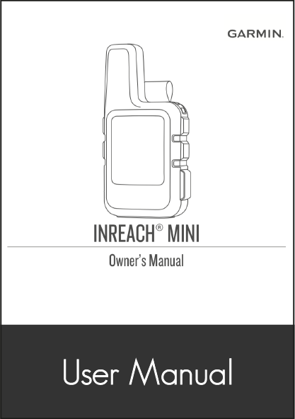Garmin inReach Mini (Grey)