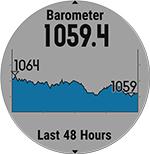 garmin quatix 5 marine smartwatch barometer
