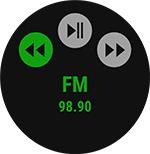 garmin quatix 5 marine smartwatch fm