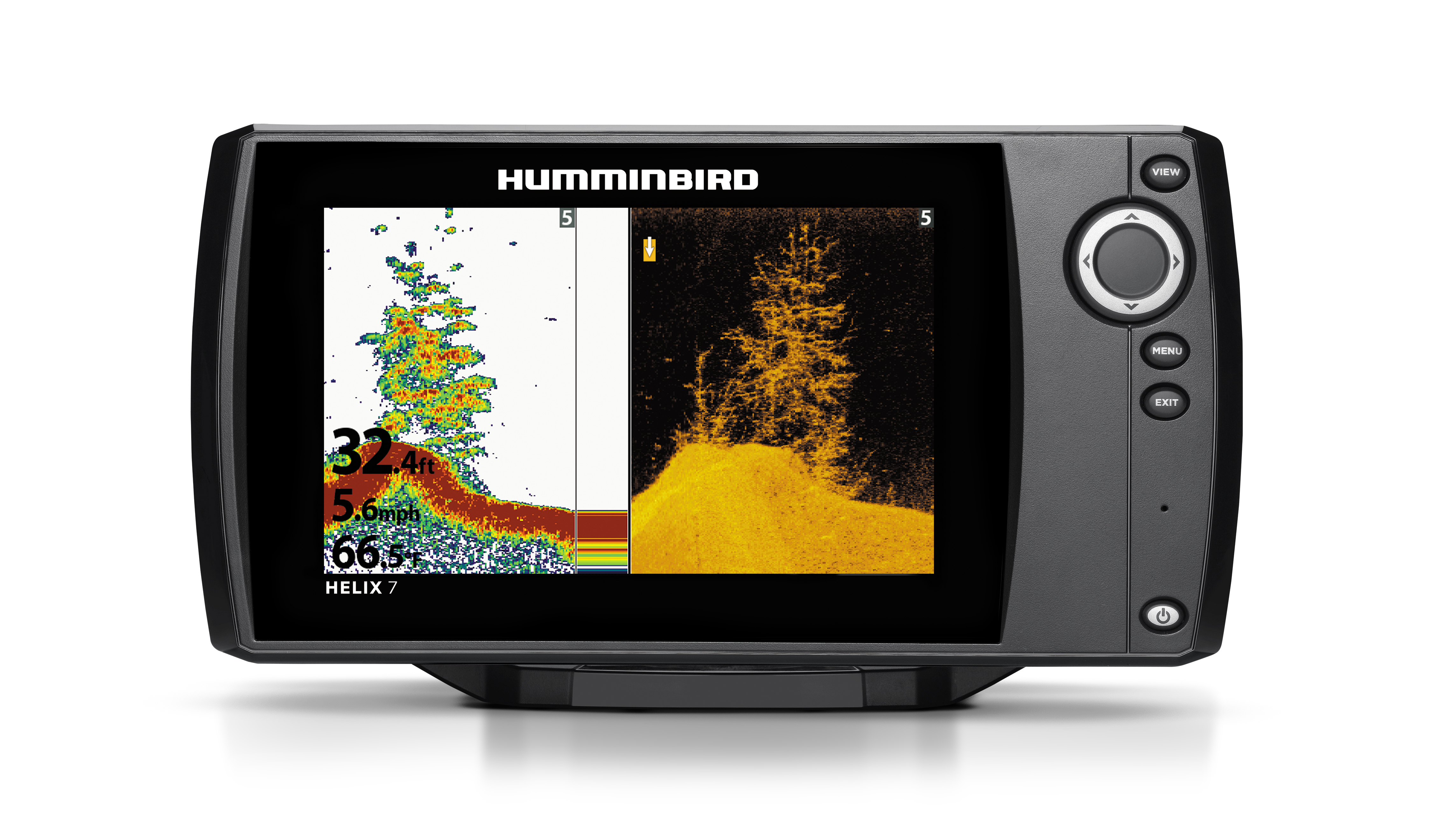 Humminbird helix 7 chirp di g2 for Humminbird 410210 1 helix 5 chirp gps g2 fish finder