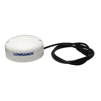 lowrance point 1 gps antenna with compass