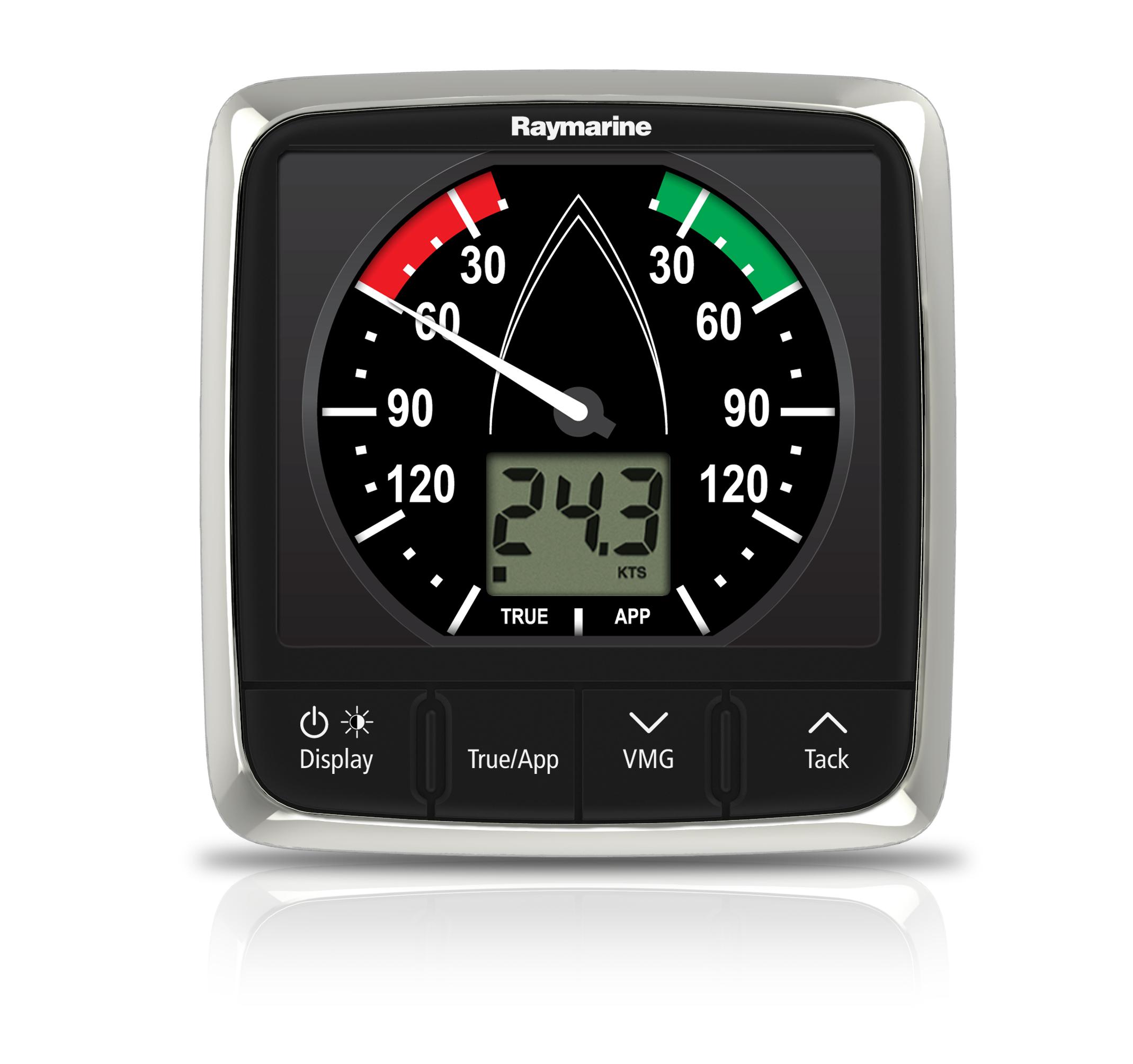 Raymarine i60 Wind Pack & Short Arm Vane Transducer