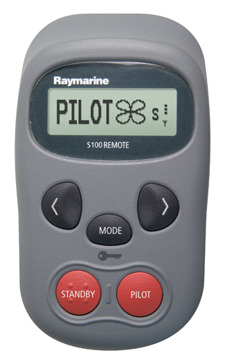 s100 wireless autopilot remote basestation