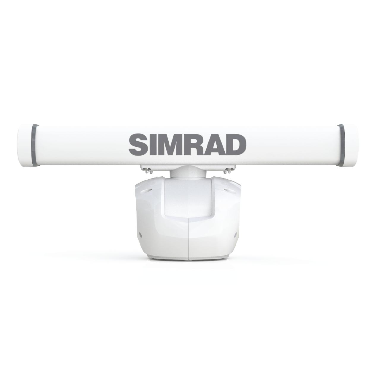 simrad halo 3 open array radar front view