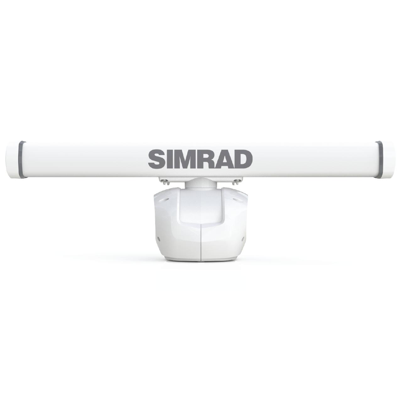 simrad halo 4 open array radar front view