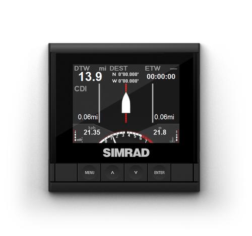 simrad is35 colour instrument display motor steer
