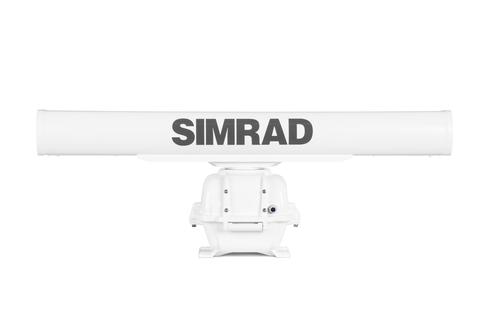 simrad txl 10s 4 hd radar front view