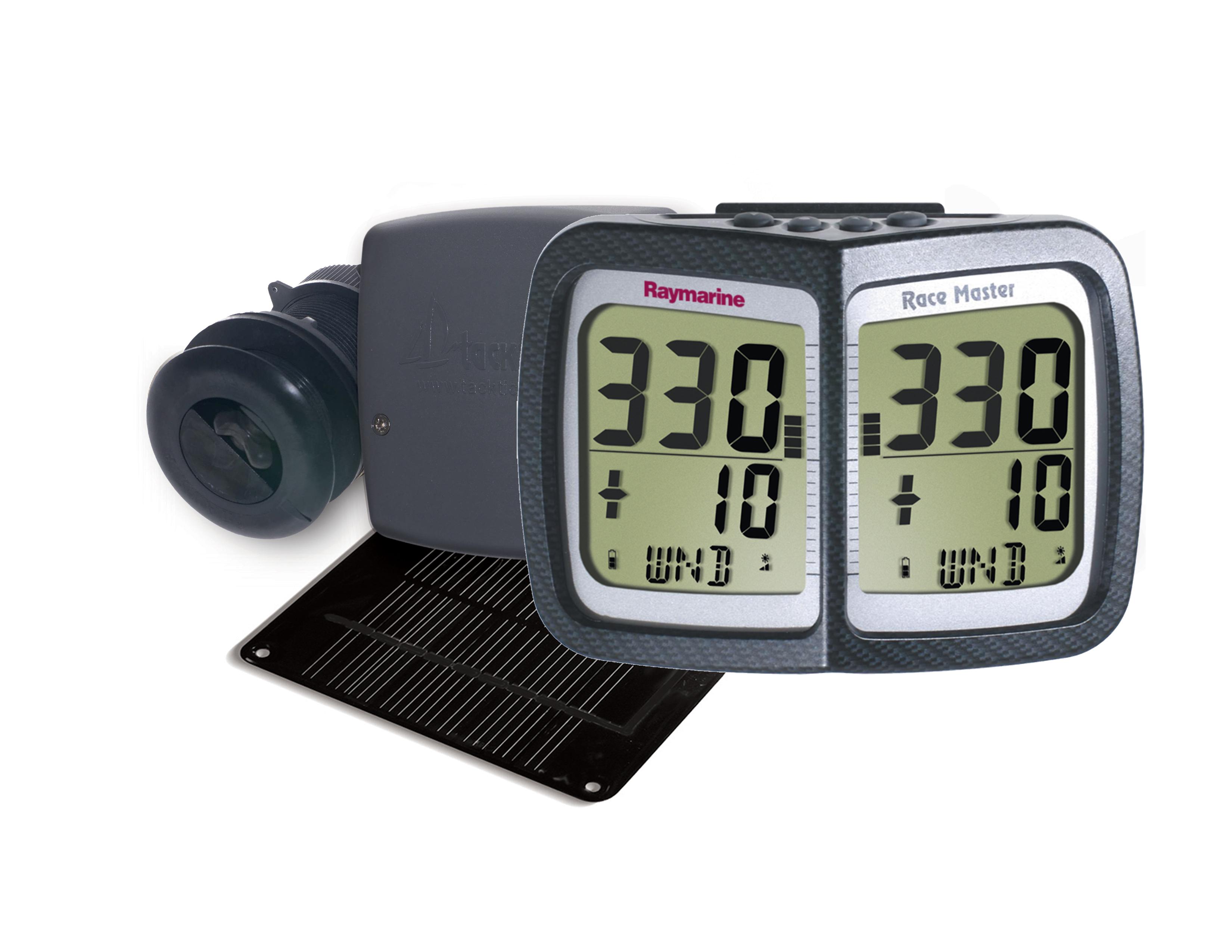 t075-916 raymarine racemaster system instrument