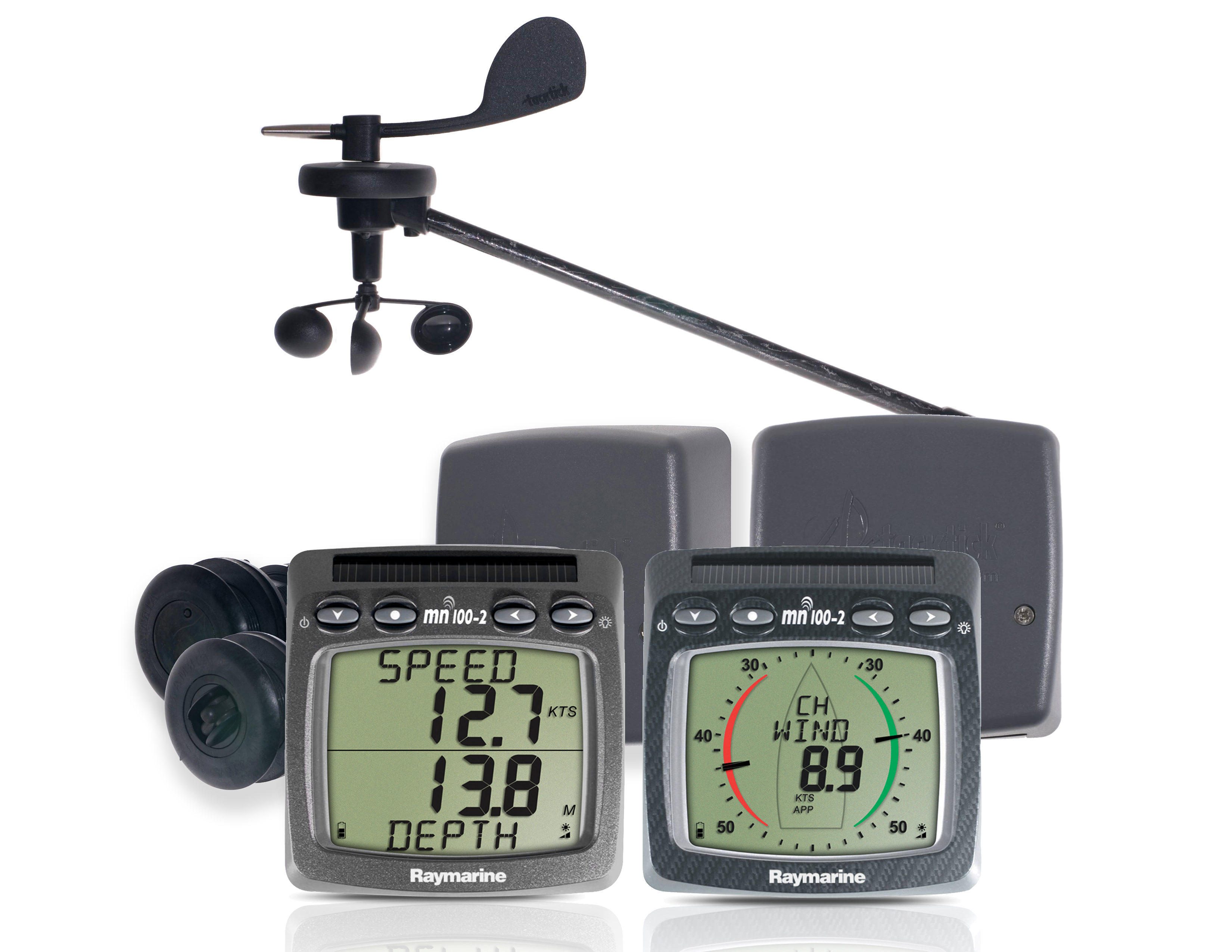 Raymarine Wireless Wind, Speed, Depth & NMEA System
