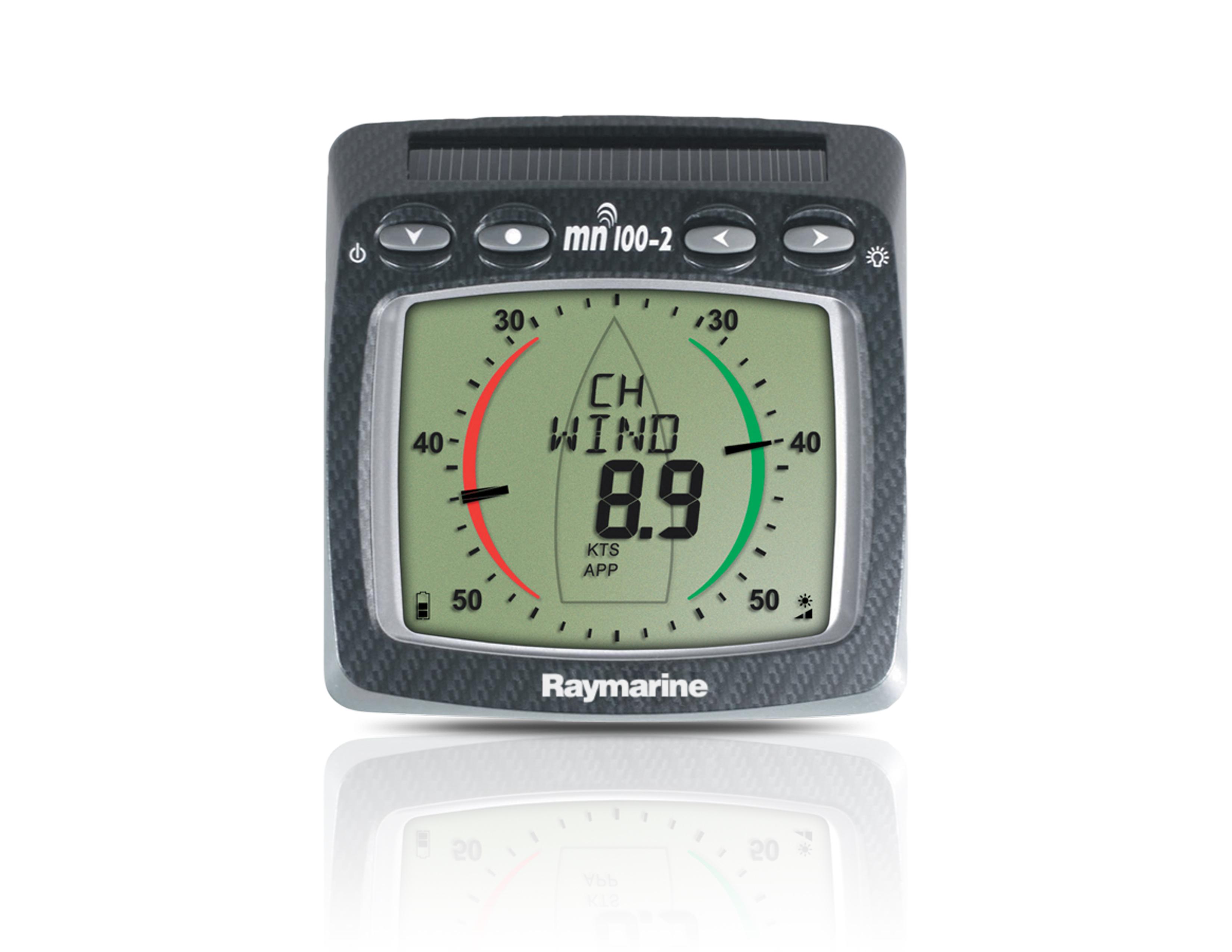 t112 raymarine wireless analogwind instrument
