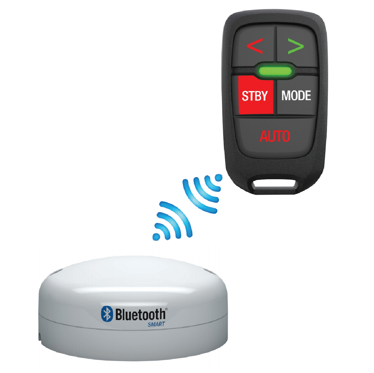 wr10 wireless autopilot control with basestation