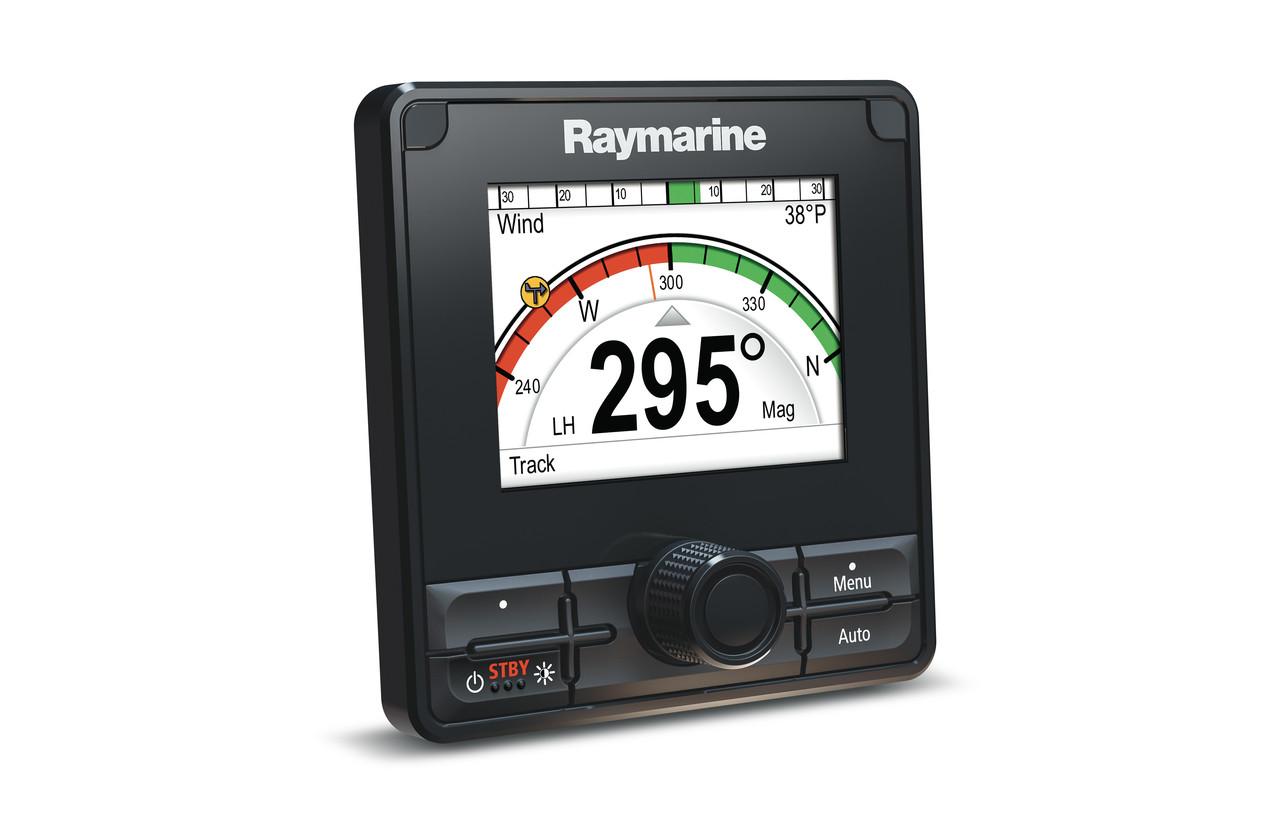 Raymarine p70Rs Autopilot Control Head Right View
