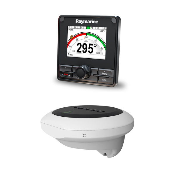 Raymarine Evolution DBW Autopilot with p70Rs (drive by wire)