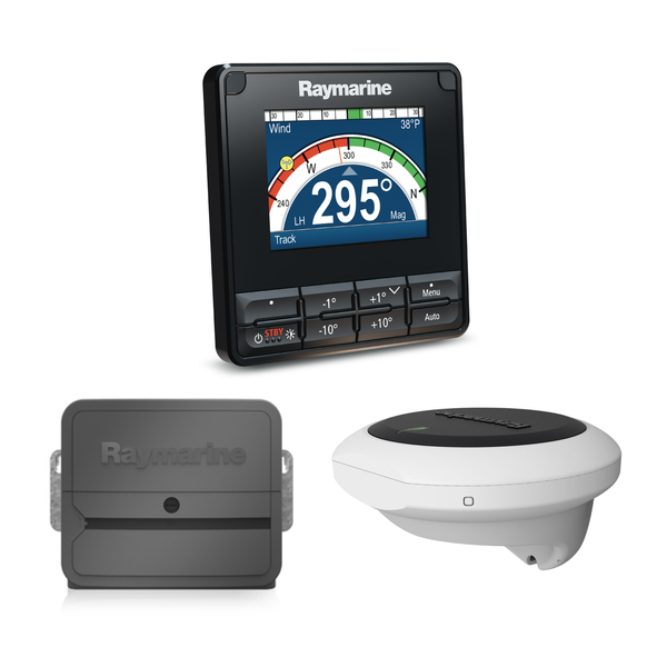 Raymarine Evolution Autopilot with p70s Control Head & ACU-400