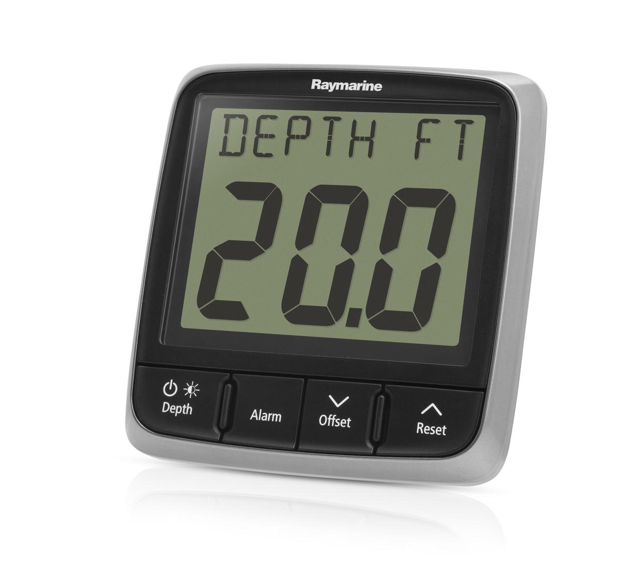 Raymarine i50 Depth Instrument Display Right View