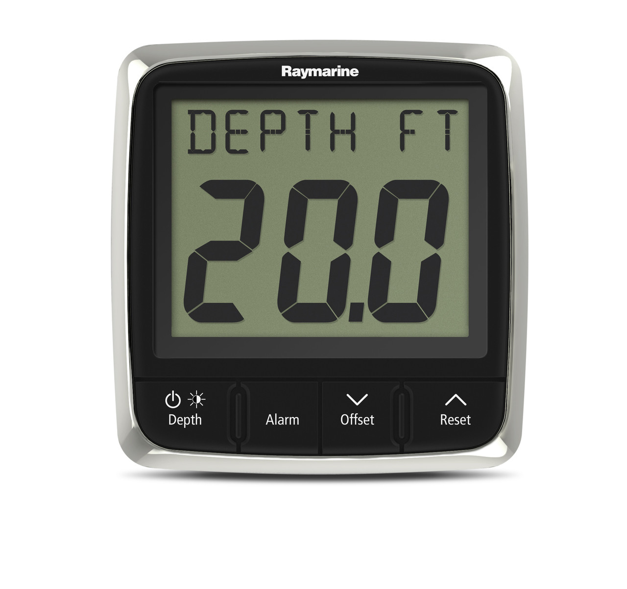 Raymarine i50 Depth Instrument Display Front View