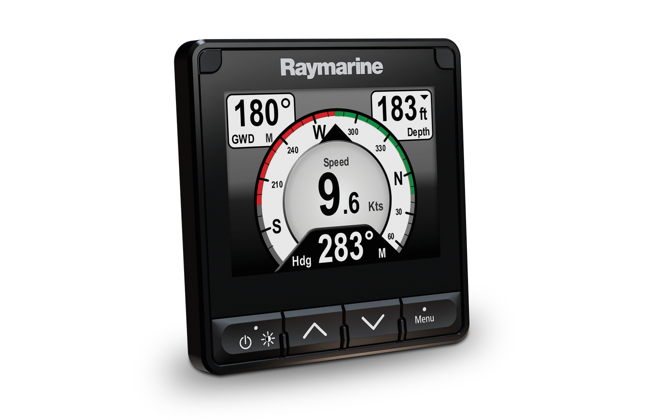 Raymarine i70s Multifunction Colour Display Right View