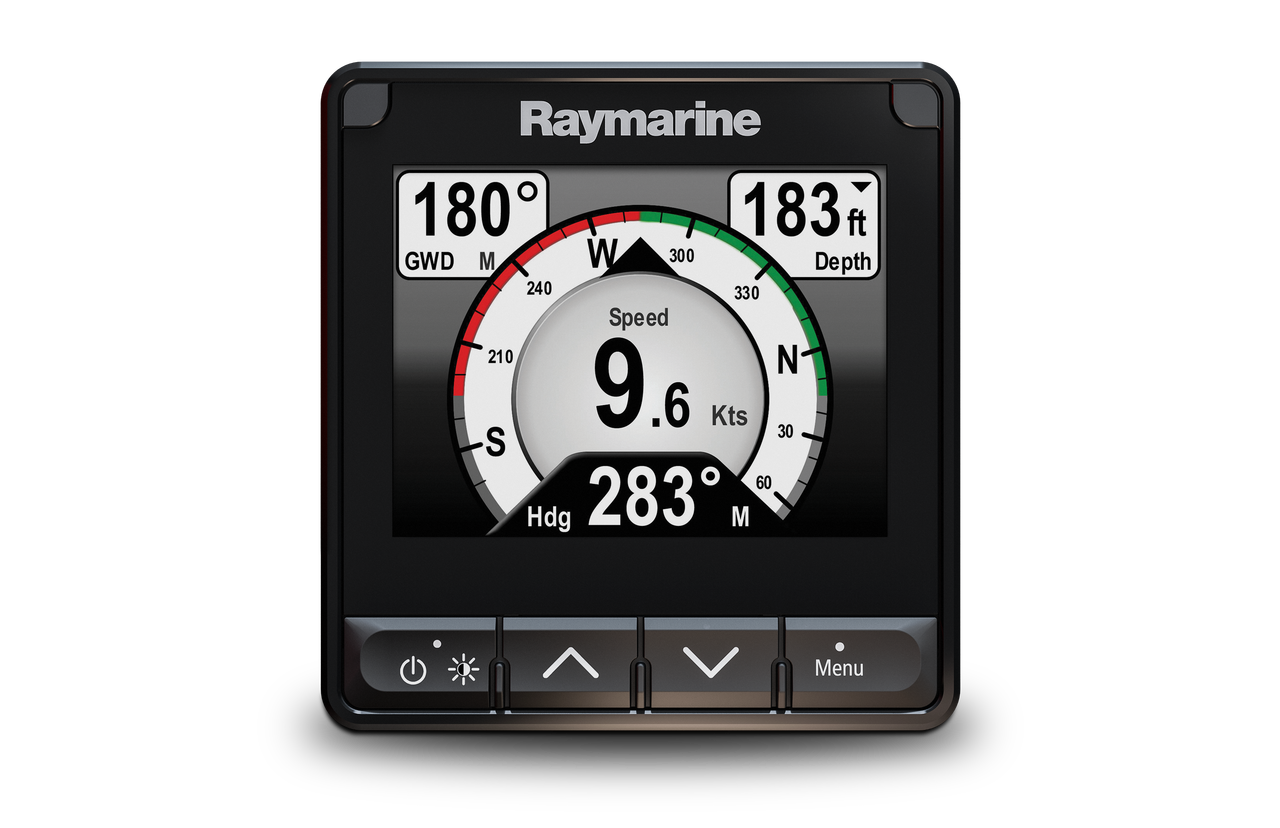 Raymarine i70s Multifunction Colour Display Front View