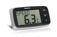 Raymarine i40 Speed Instrument Display Left View