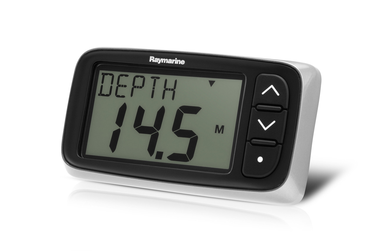 Raymarine i40 Depth Instrument Display Right View